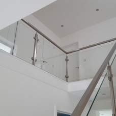 10mm Low Iron Toughened Glass