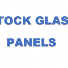 Stock Glass Panels