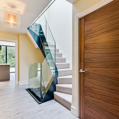 Side Fixed Glass Balustrade System 7