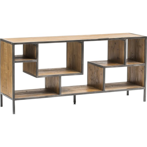 Tv Stand Sideboard Shelving Unit
