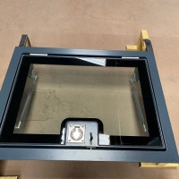 Cheap Stock Hinged Glass Floor (Glass Defect)