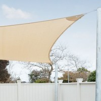Sun Shade Sail Post