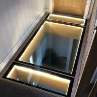 Walk On Floor Glass