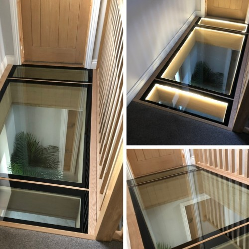 39mm Toughened and Laminated Glass