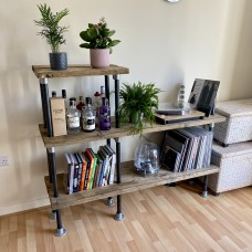 Rustic Sideboard Shelving Unit