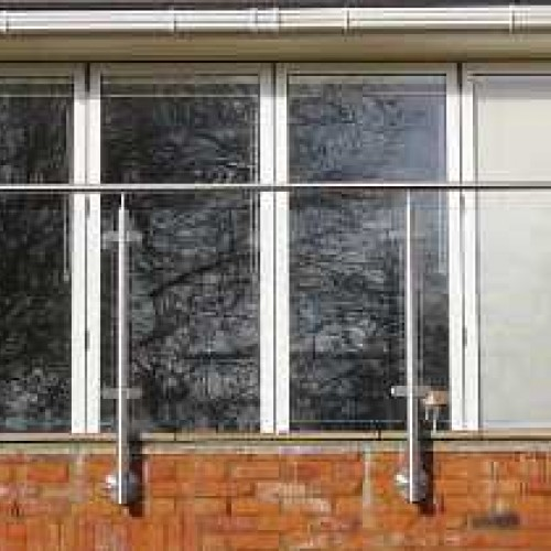 13.5mm Toughened Laminate Glass