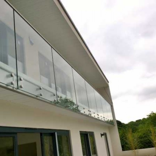 19mm Toughened Glass Panels