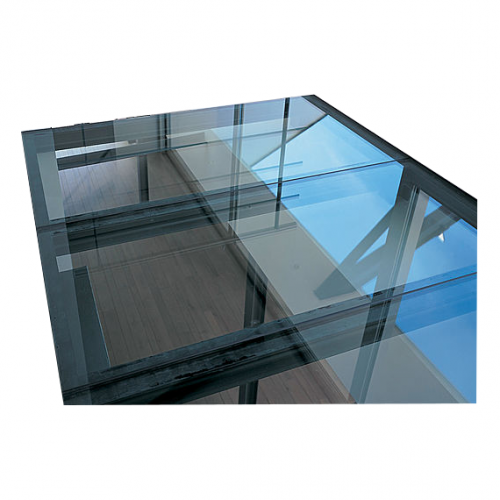 31.5mm Laminated Floor Glass