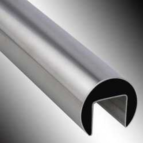 42mm Slotted Handrail Tube