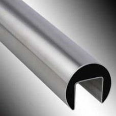 48mm Slotted Handrail Tube