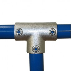 A4 Tube Clamp - Long Tee