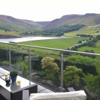 Stainless Steel Glass Balustrade System 1