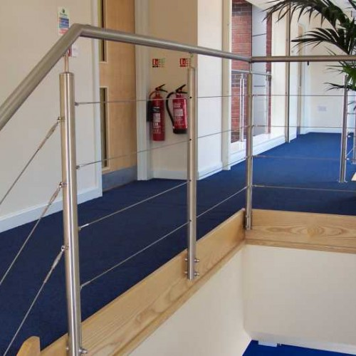 Stainless Steel Wire Balustrade System 3