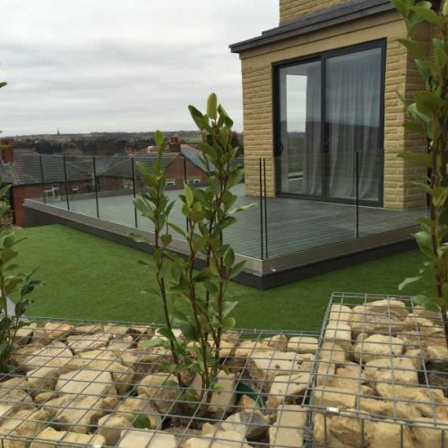 Frameless Glass Balustrade System 4