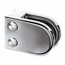 Stainless Steel Glass Clamps - Bright Polished