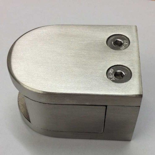 17.5mm stainless steel glass clamps