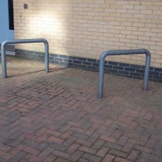 Bicycle Hoops / Door Guards