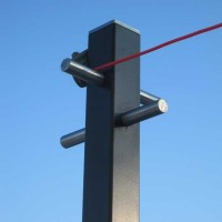 Washing Line Pole - Modern Style