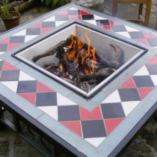Luxury Fire Pit and Log Burners