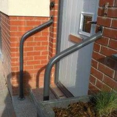 Door Access Handrail