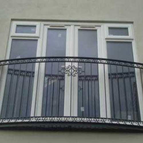 Curved Juliet Balcony Lancaster