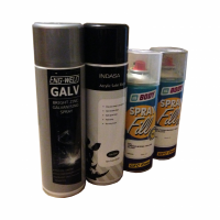 Galvanizing Spray / Touch Up Paint