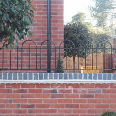 Wall Top Dwarf Railings