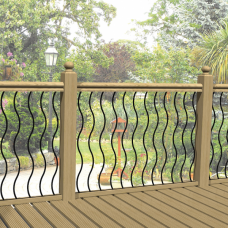 Decorative Metal Deck Panels