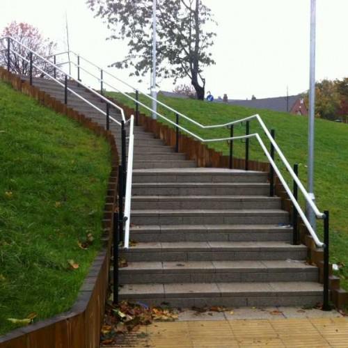 Bespoke Handrails Systems