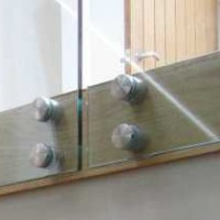 Side Fixing Glass Adapters