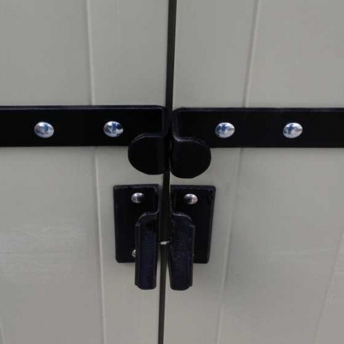 Shed Security Hasp Lock