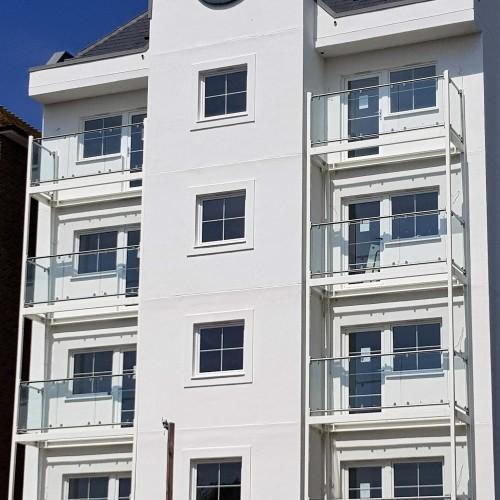 Bespoke Balcony Systems