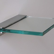Floating Glass Shelf