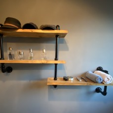 Industrial Wall Shelf