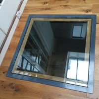 25mm Laminated Floor Glass