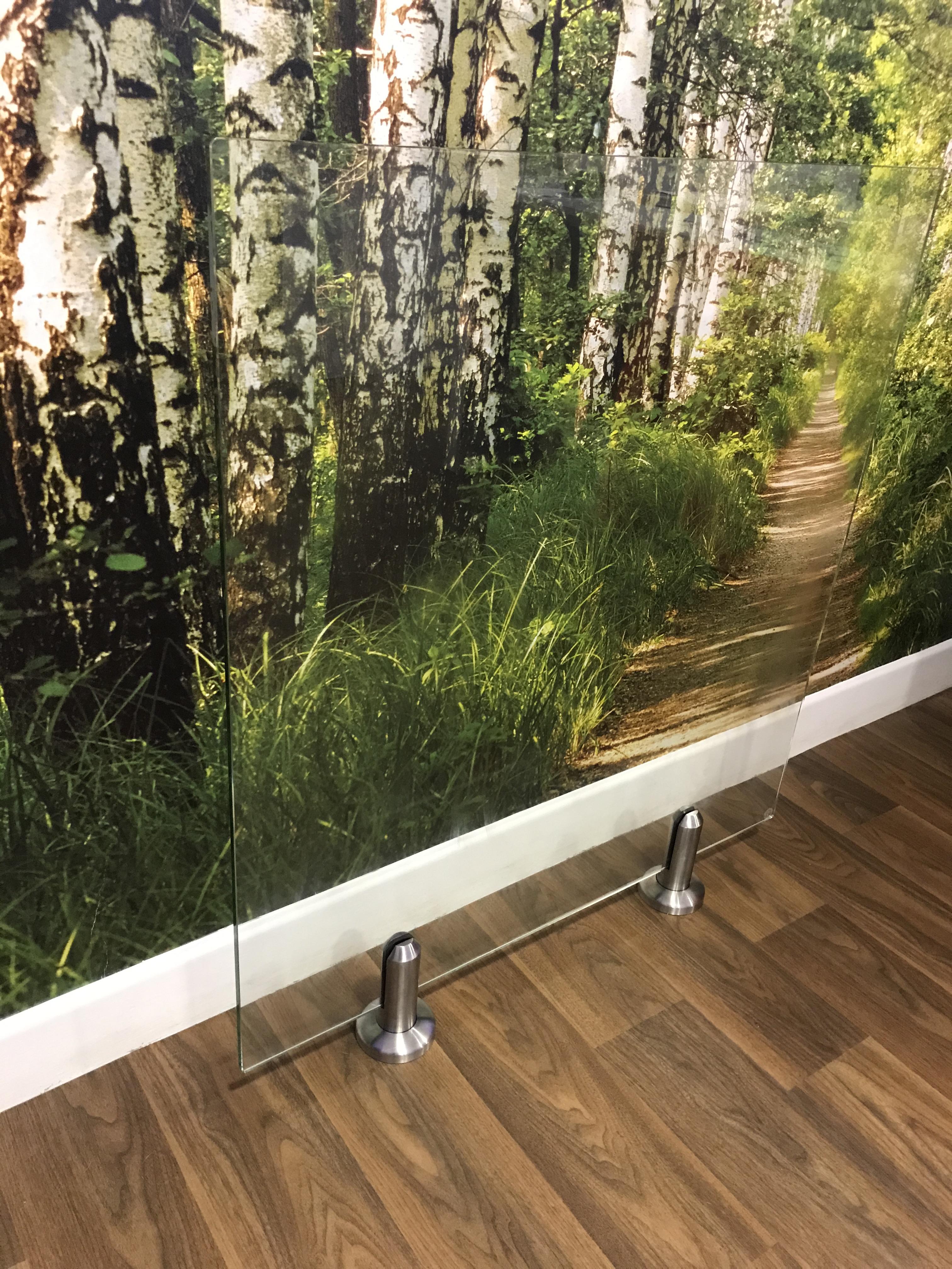 Spigot Glass Balustrade System